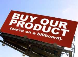 Which is better for my business: billboard or domain name advertisement?