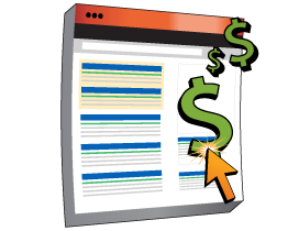 Learn about profitable pay-per-click advertising for your website.
