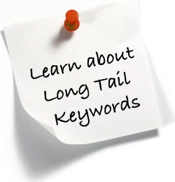 Learn what long tail keywords are and how to optimize your website.